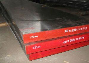1.2344 H13 SKD61 oțel plat
