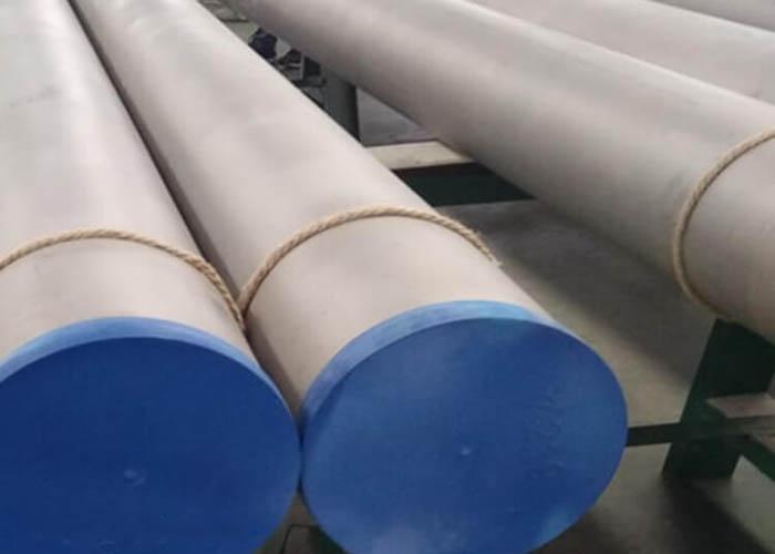 ASTM A790 UNS S31803 S32750 S32760 Țeavă duplex din oțel inoxidabil