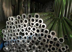 2011 2014 7005 7020 O T4 T5 T6 T6511 H12 H112 Tub / țeavă din aluminiu
