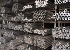 Tub de aluminiu 6082, 5083, 5086, 5052, 6063, 7075, 1100 țeavă