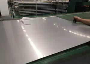 Placă de oțel inoxidabil de înaltă calitate 904L