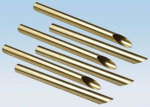 C44300 C68700 Tub din aliaj de cupru din alamă ASTM B111