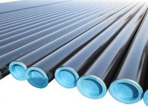Tub de oțel structural cu cereale fine S275J0H S275J2H S355J0H S355J2H