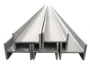 201 304 316 grinda H din oțel inoxidabil