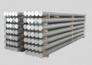 1080,2A11,3003,4A11,5754.6082,7A05 Bara din aluminiu din aliaj