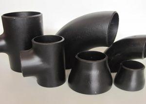 Fitinguri pentru țevi din oțel carbon ASTM / ASME A234 WPB-WPC A420-WPL6