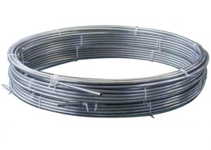 Duplex 2205 2507 Incoloy 825 625 Tub spiralat