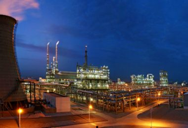 industria energetică și chimică