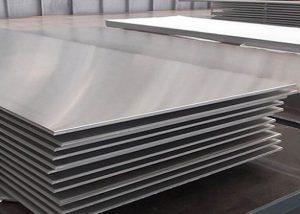 Placă Monel 400 ASTM B127 UNS N04400 Sheet