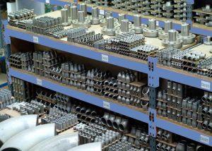 Fitinguri de țevi din aliaj de nichel pentru reducerea cotului Inconel 625