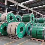 Bobină din oțel inoxidabil cu ASTM JIS DIN GB