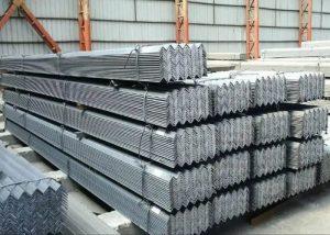 304 316 Oțel inoxidabil Unghi egal Bară inegală