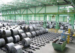 Bobină S43000 din oțel inoxidabil 430