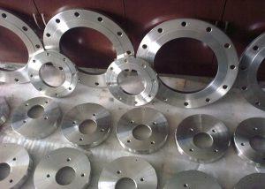 flanșe din oțel inoxidabil 253MA, S31254, 904L, F51, F53, F55